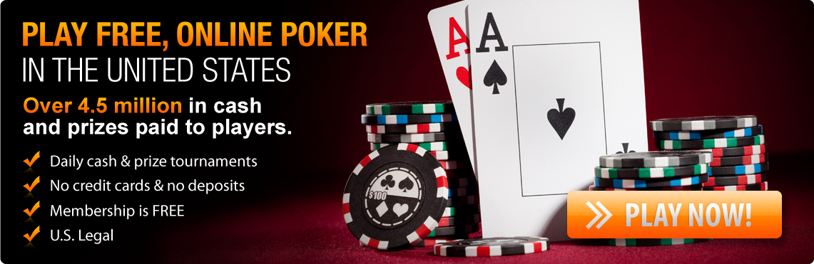 Free online poker with cash prizes poker variant cards