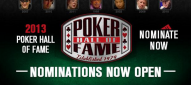 Who will be the next poker hall of fame inductee?